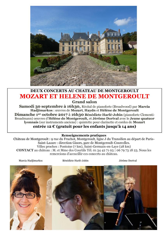 Concert Mointgeroult