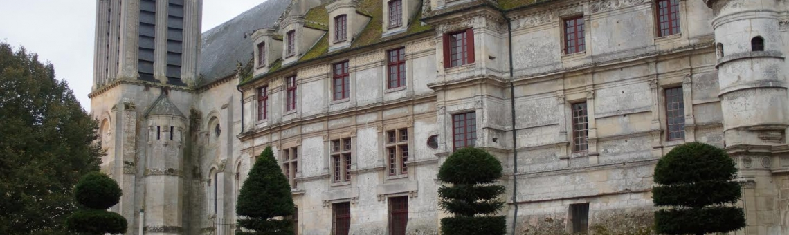 Sortie au château d'Ambleville