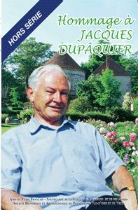 Hommage Jacques Dupâquier